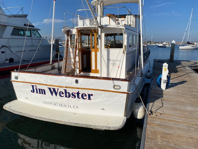 1963 Grand Banks 42 Europa-style trawler $19,000